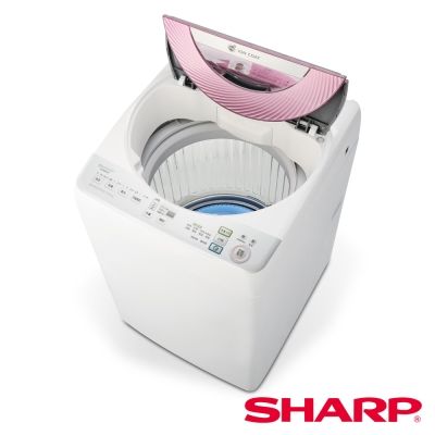 SHARP-夏普-10KG無孔槽洗衣機-ES-AS