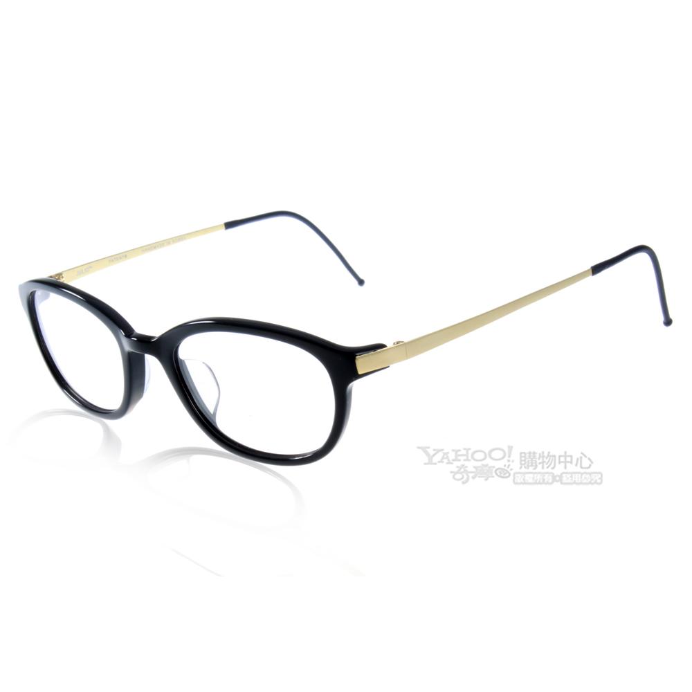 JULIO眼鏡 完美工藝/限量黑金#NEWARK BLKGOLD @ Y!購物