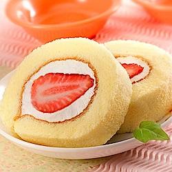 諾貝爾 草莓捲(420g±13g)
