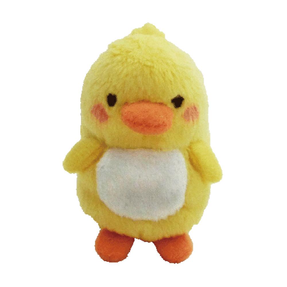 UNIQUE 動物樂園沙包小公仔。小雞