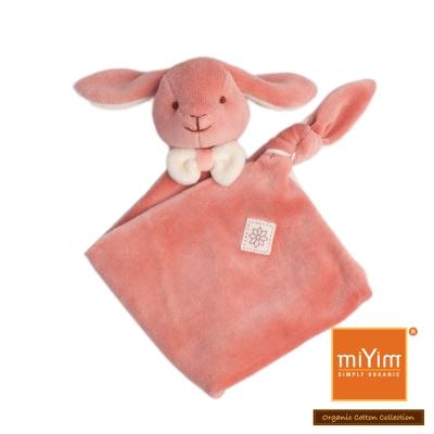 美國miYim有機棉 安撫巾系列-邦妮兔兔