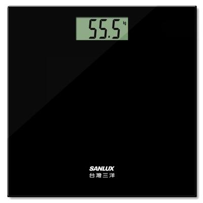 台灣三洋 SANLUX數位體重計 SYES-301