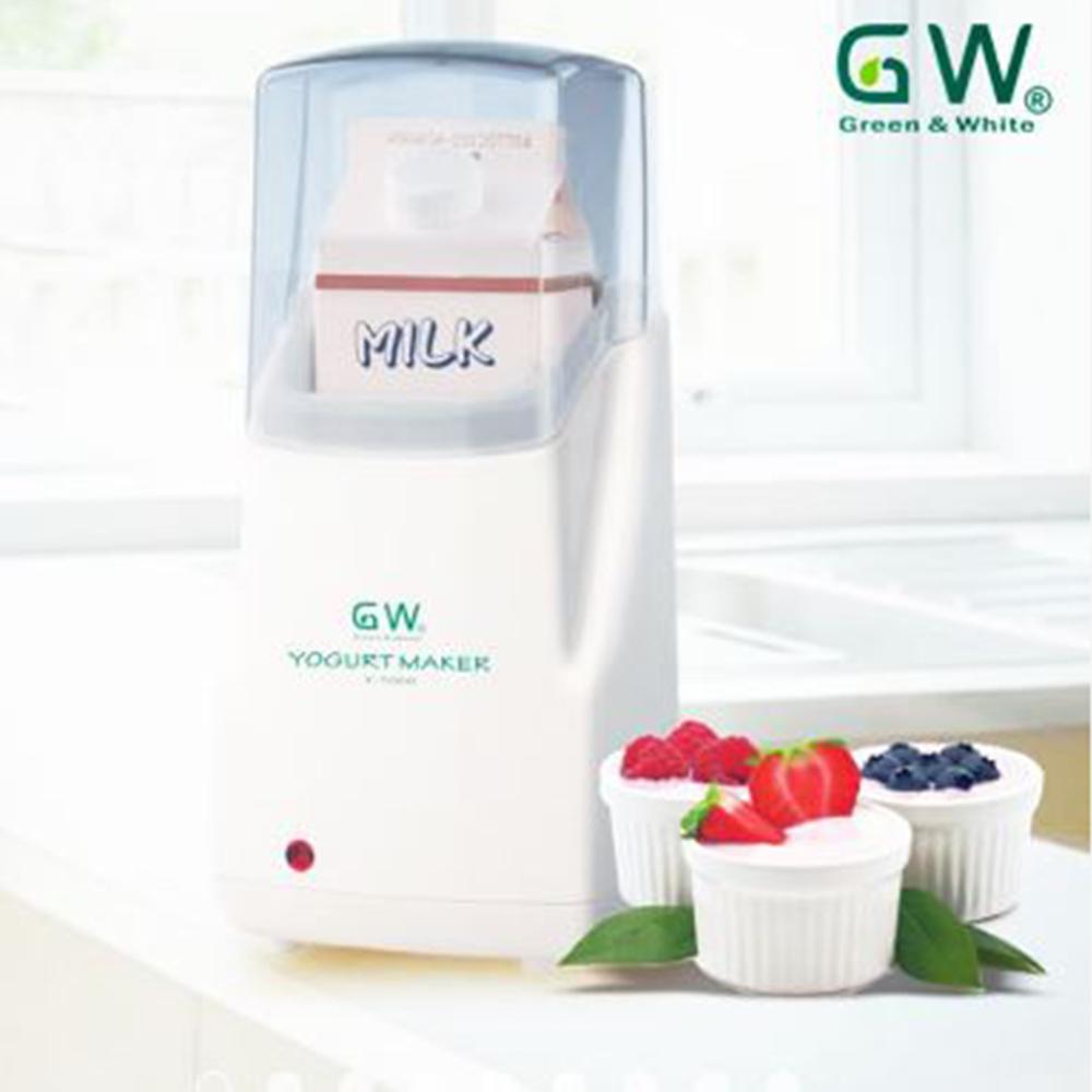 GW 優格機 Green&White 台灣製