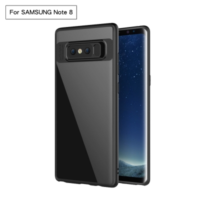 Samsung Galaxy Note 8 吸震防摔透明背蓋手機殼