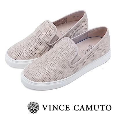 Vince Camuto 潮流休閒百搭平底懶人鞋-灰色