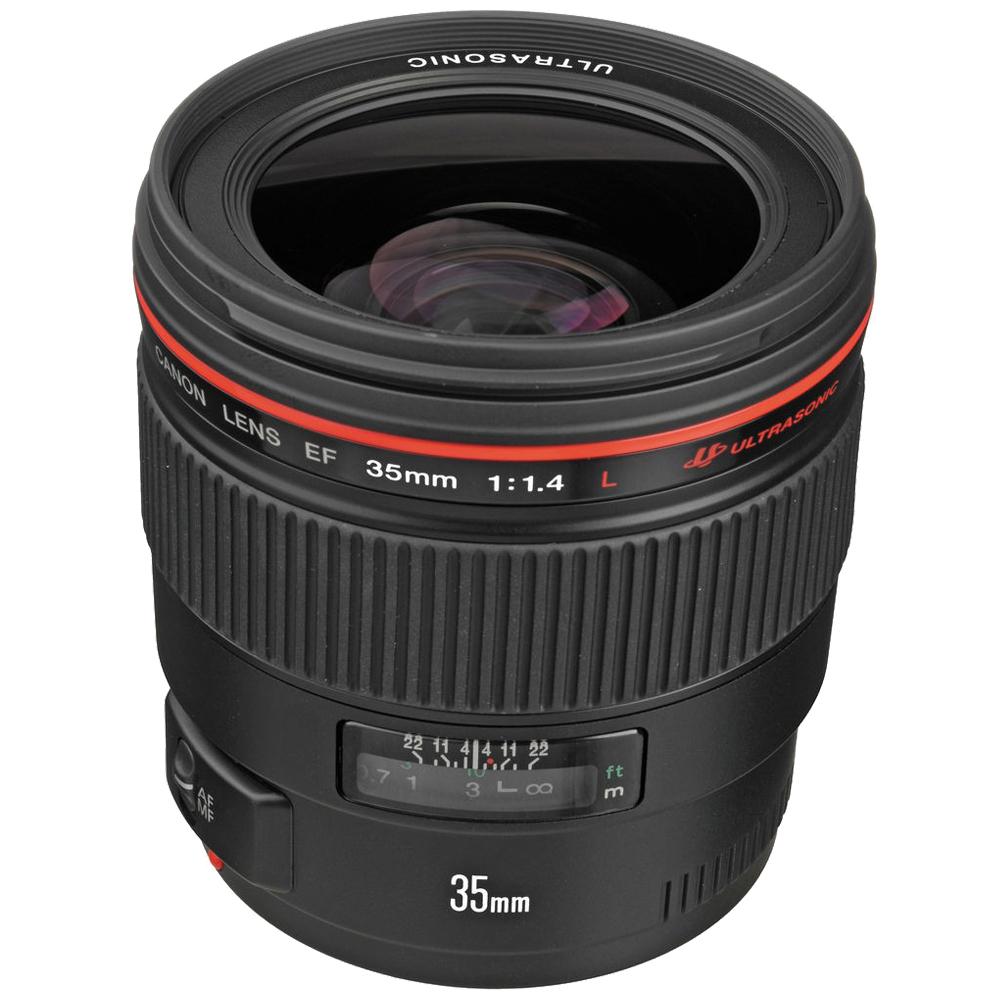 Canon EF 35mm f/1.4L USM 廣角定焦鏡頭(公司貨)