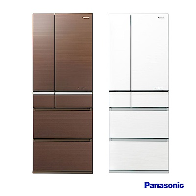 Panasonic 國際牌 501L日製六門 變頻電冰箱 NR-F502VG