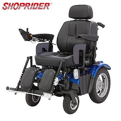 SHOPRIDER 888WND2 必翔翔龍電動輪椅(室外機動型)