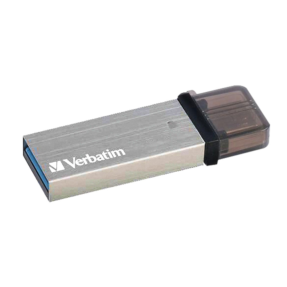Verbatim威寶 16GB OTG Android Tiny USB3.0 高速隨身碟