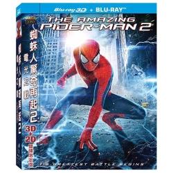 蜘蛛人驚奇再起2:電光之戰 (3D+2D 雙碟版) 藍光BD