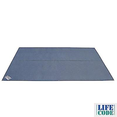 LIFECODE 帳篷專用地布 460 x 300 cm(附6根地釘)