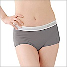 BVD Ladies  COTTON BASIC系列 1分平口內褲(灰色)