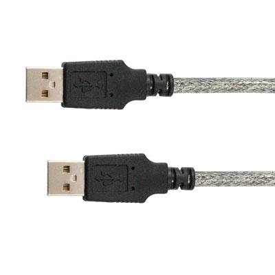 Cable USB 2.0 高速傳輸線 A公-A公 3公尺
