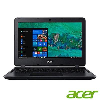 acer A111-31-C978 11.6吋筆電(N4000/4G/64G/O365/黑