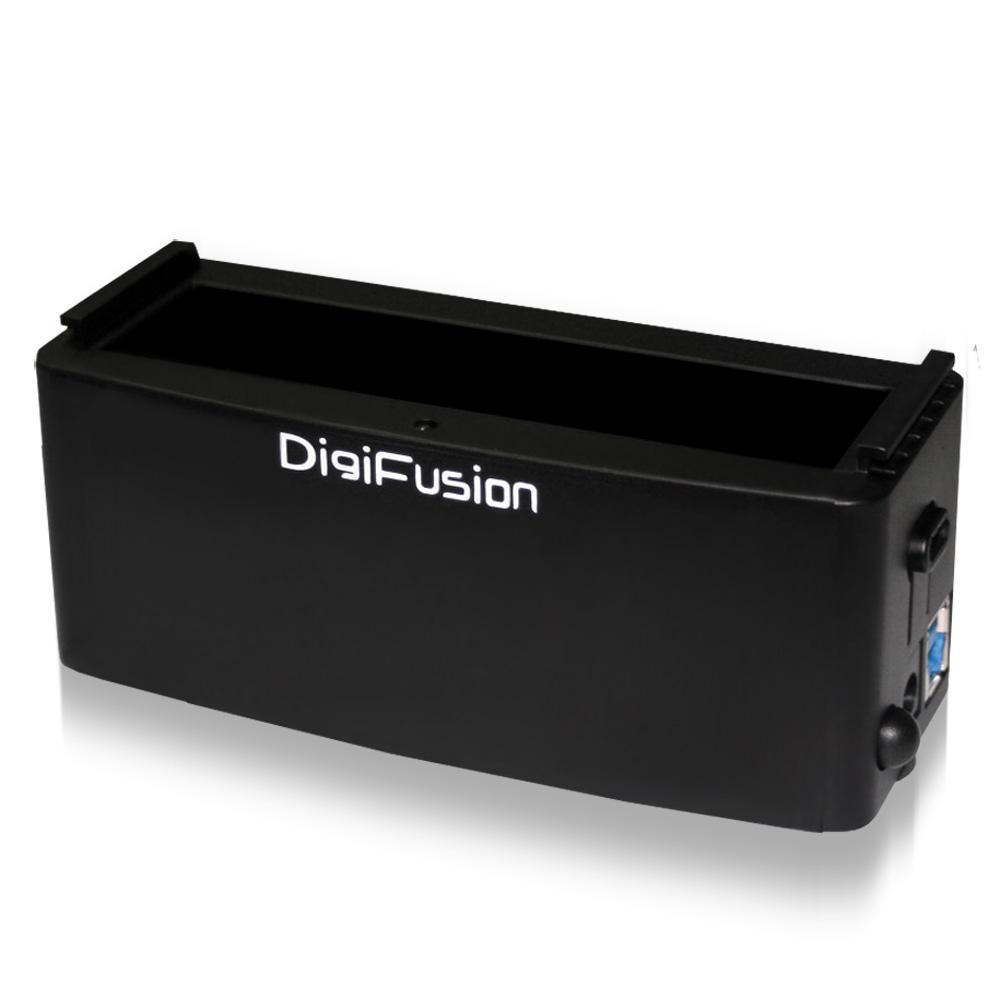 伽利略 2.5吋/3.5吋/SSD USB3.0 3 in 1硬碟座