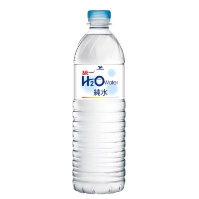 H2O Water純水(600mlx24入)