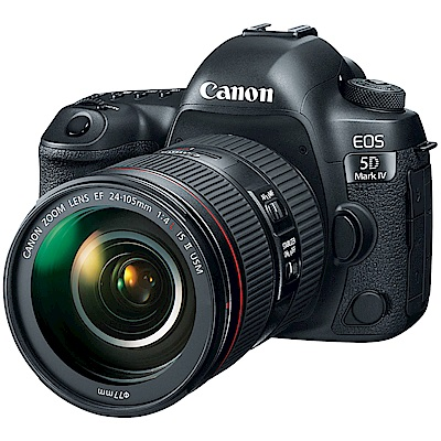 Canon EOS 5D Mark IV (5D4) 24-105mm 變焦鏡組(公司貨)