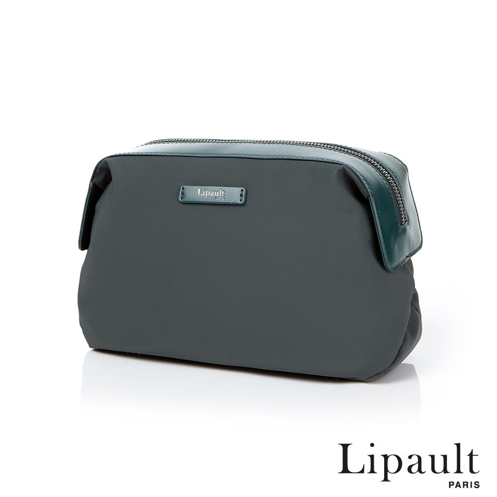 法國時尚Lipault 輕量保齡球包S(森林綠)