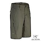 Arcteryx 24系列 男 Stowe 休閒彈性短褲 樹綠