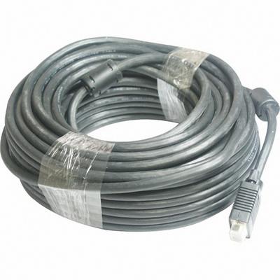 高品質VGA訊號Cable連接線 15Pin 公-公 (25M)