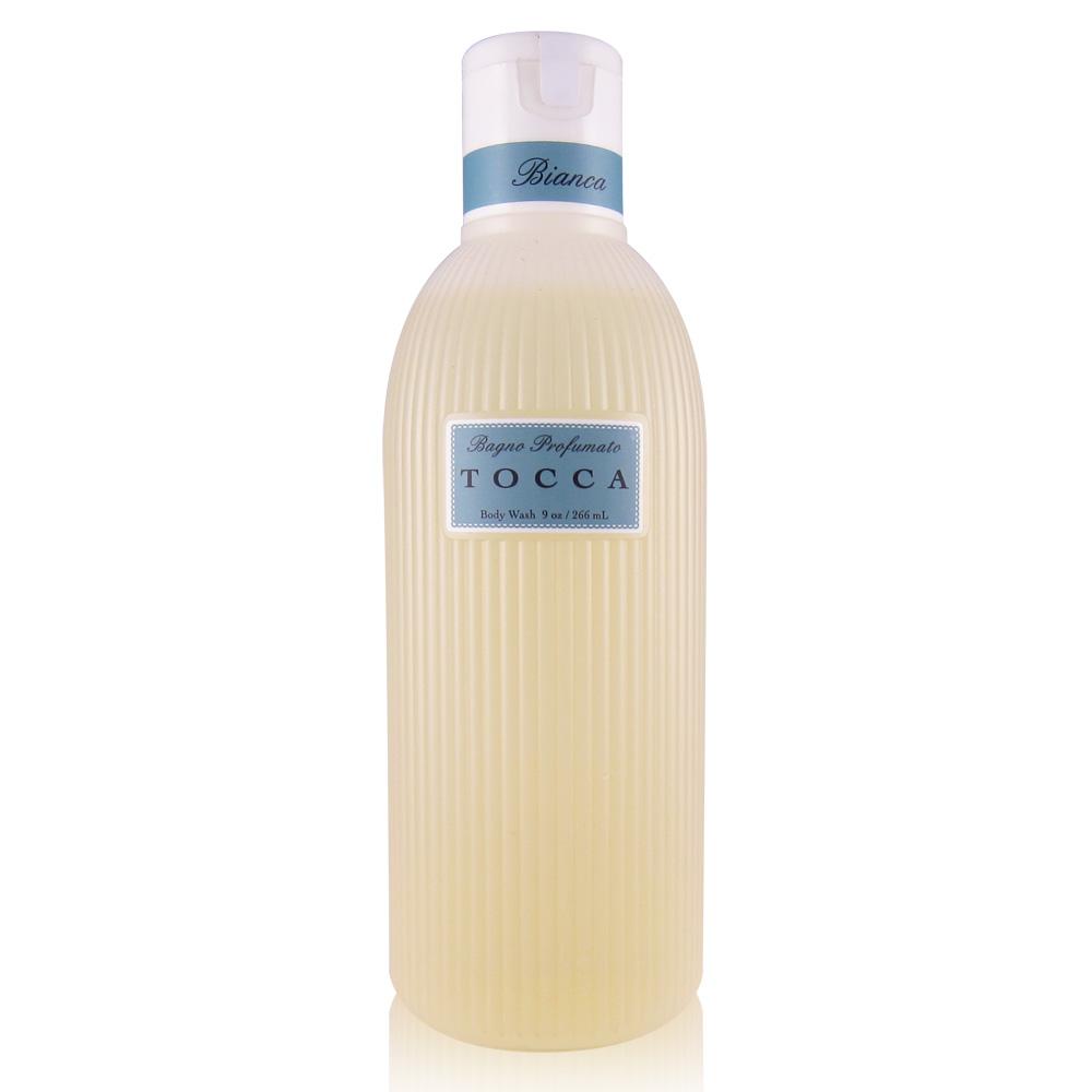 TOCCA Bianca 沐浴乳  (綠茶、檸檬、蜜糖) 266ml