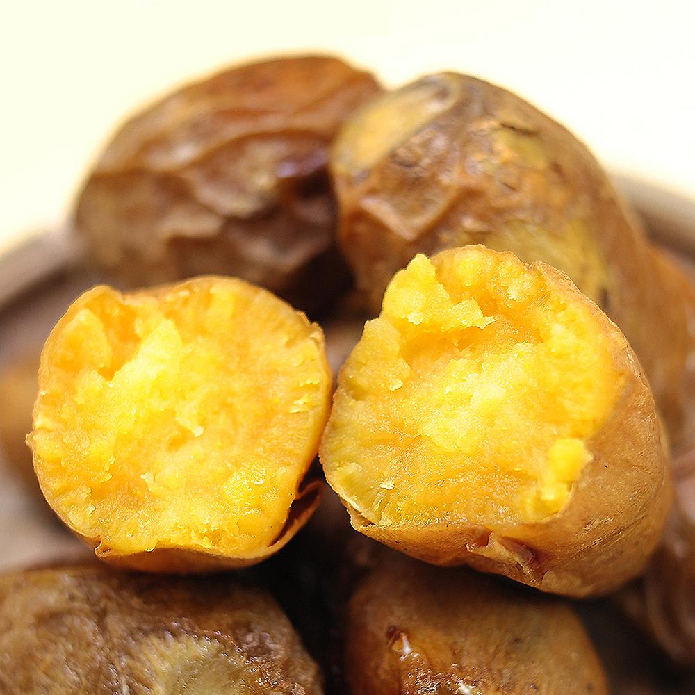 那魯灣嚴選 冰烤地瓜3包(5斤/包)