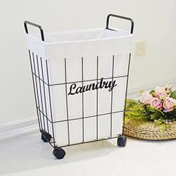 工業風洗衣籃