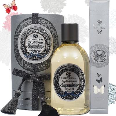 Bath & Bloom 蝶舞四季繽紛擴香精300ML-9月預知旅程