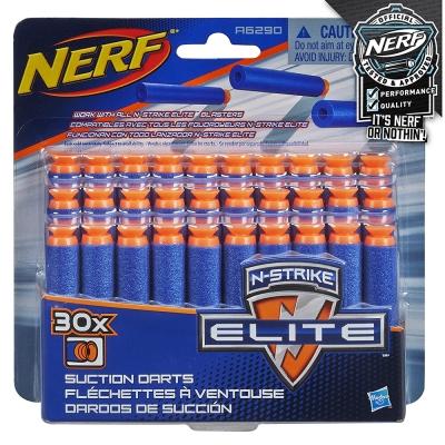 孩之寶Hasbro NERF系列 兒童射擊玩具 菁英系列 ELITE 通用吸盤式泡棉子彈