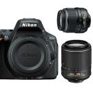 Nikon D5500+18-55mm+55-200mm (平輸中文)