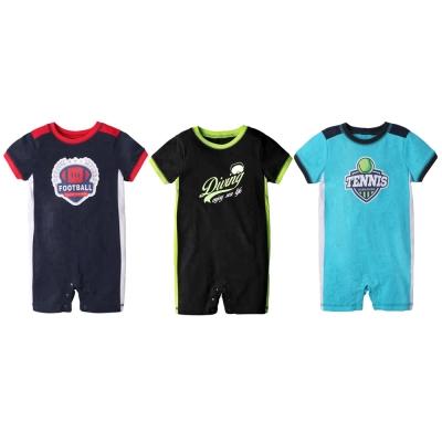 baby童衣 休閒率性運動風連身衣 61126
