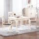 Bernice-溫蒂造型麻將桌/餐桌椅組(一