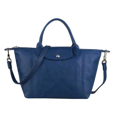 Longchamp-Pliage-Cuir小羊皮系