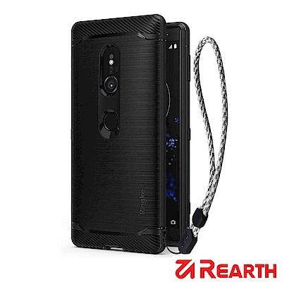 Rearth Sony Xperia XZ2C (Ringke ONYX)高質感...