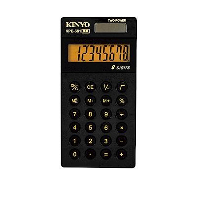 KINYO口袋型護眼計算機(KPE-661)