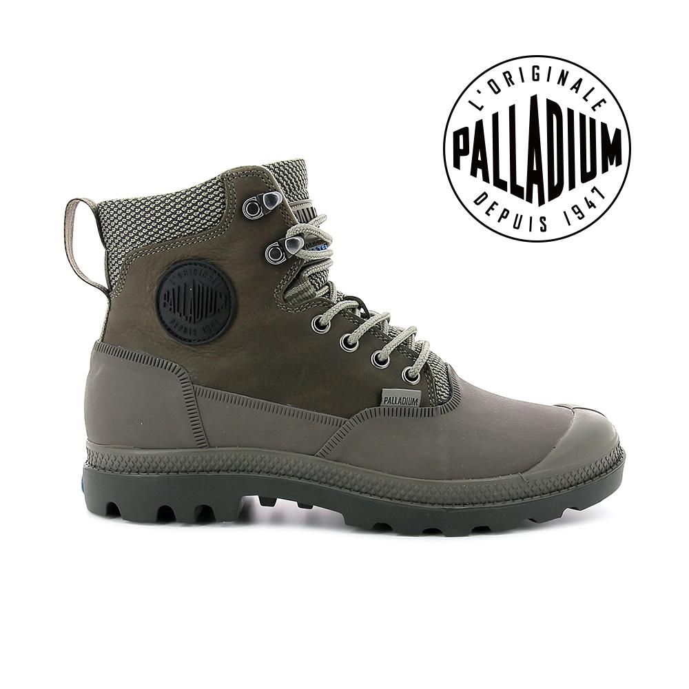 Palladium Sport Cuff WP 2.0-女-土灰/灰