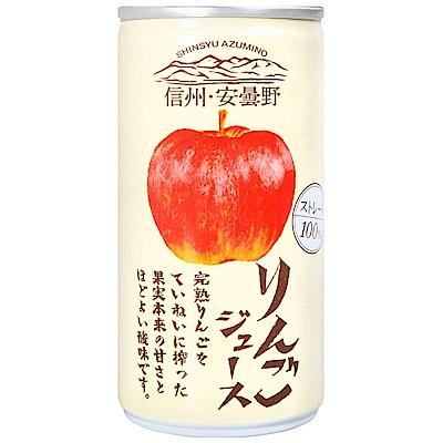 Gold-pak 信州蘋果汁(190g)