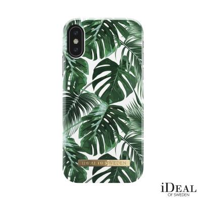 iDeal iPhone X 瑞典北歐時尚手機保護殼-加州棕櫚泉