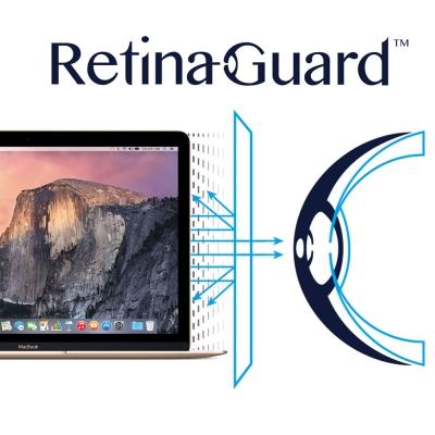 RetinaGuard 視網盾 Macbook 12吋 眼睛防護 防藍光保護貼