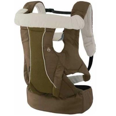 【麗嬰房】Combi SF3腰帶型減壓三用背巾 橄欖綠