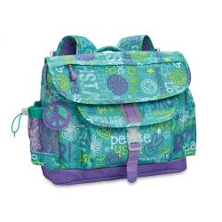 美國Bixbee - 迷彩系列希望.和平.愛中童輕量減壓背書包