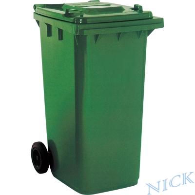 【NICK】大型二輪資源回收拖桶(四色可選)