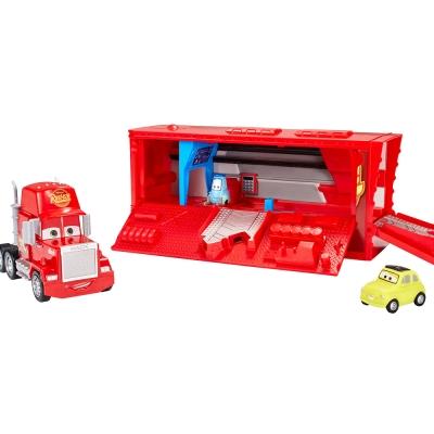 Cars 汽車總動員3-麥大叔收納遊戲車(4Y+)
