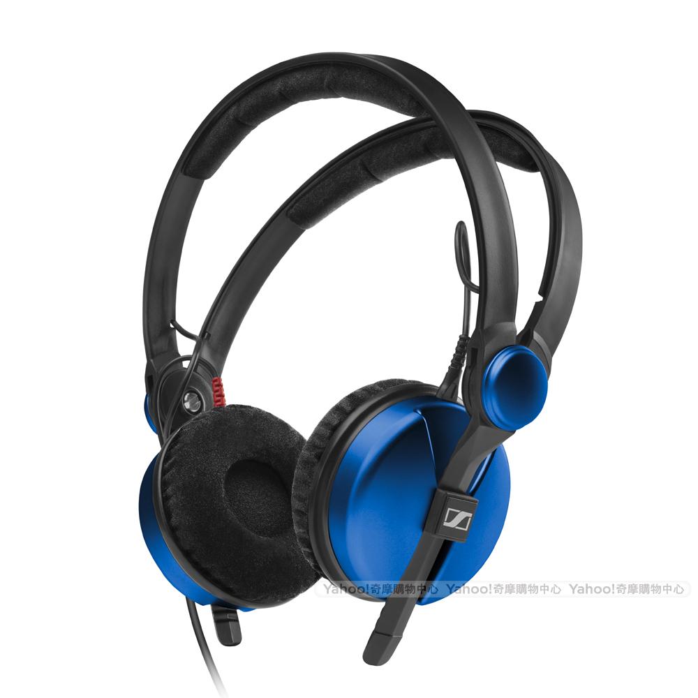 聲海 SENNHEISER Amperior 藍色 DJ款 頭戴式耳機