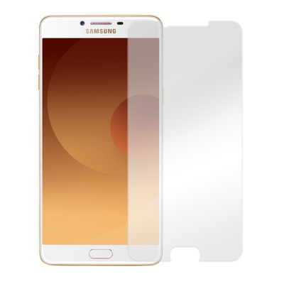 Metal-Slim SAMSUNG Galaxy C9 Pro 9H鋼化玻璃保...