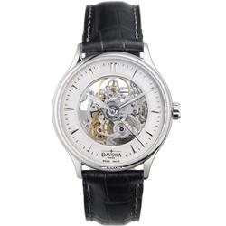 DAVOSA Classic Skeleton 經典之作全鏤空機械腕錶-40mm