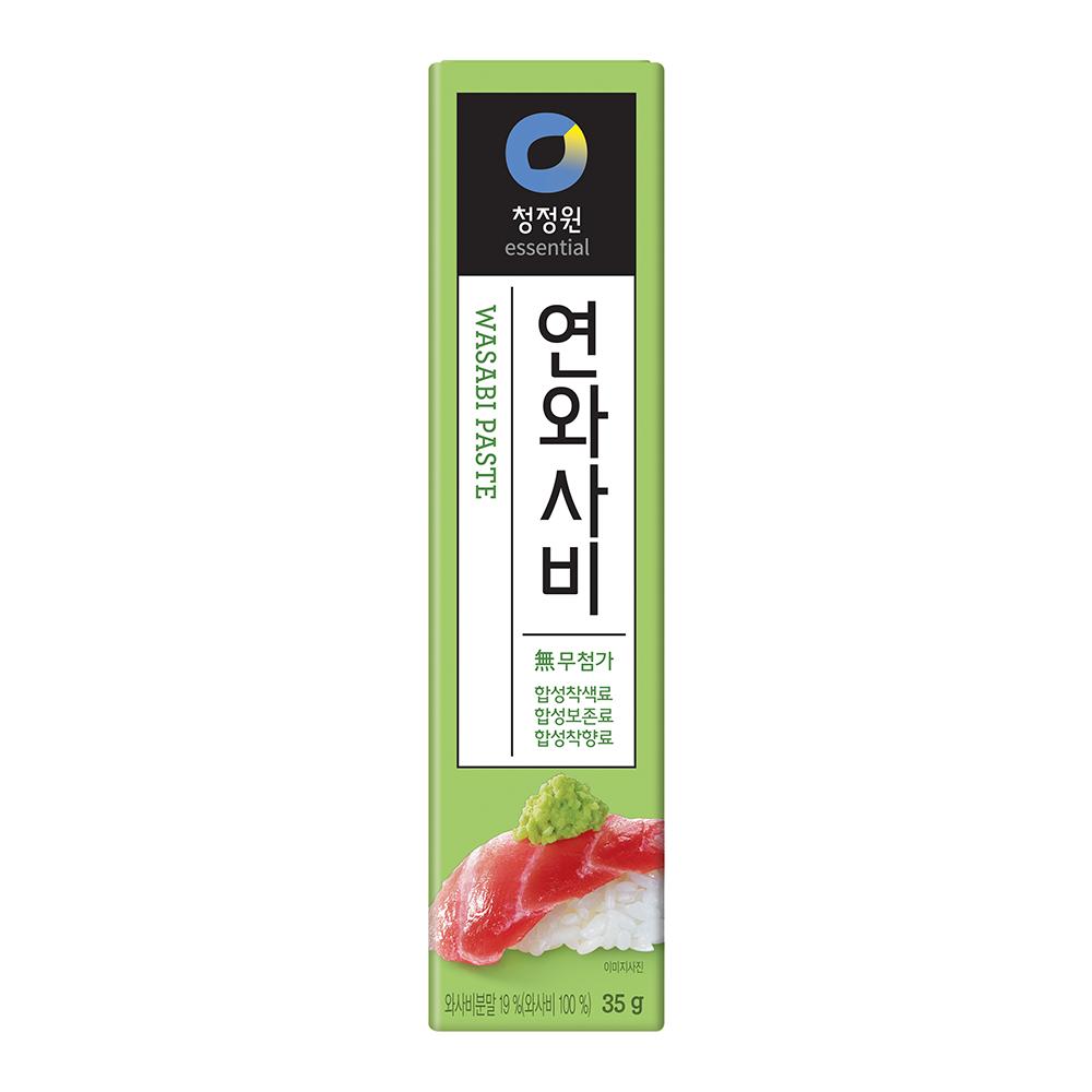韓國清淨園 芥末條(35g)