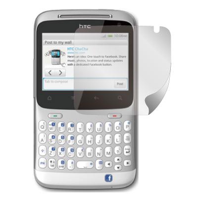 ZIYA HTC ChaCha 抗刮螢幕保護貼 (兩入裝)