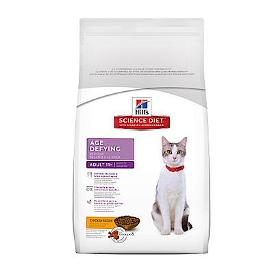 希爾思Hills 成貓抗齡配方3.5lb(11歲以上-高齡貓)