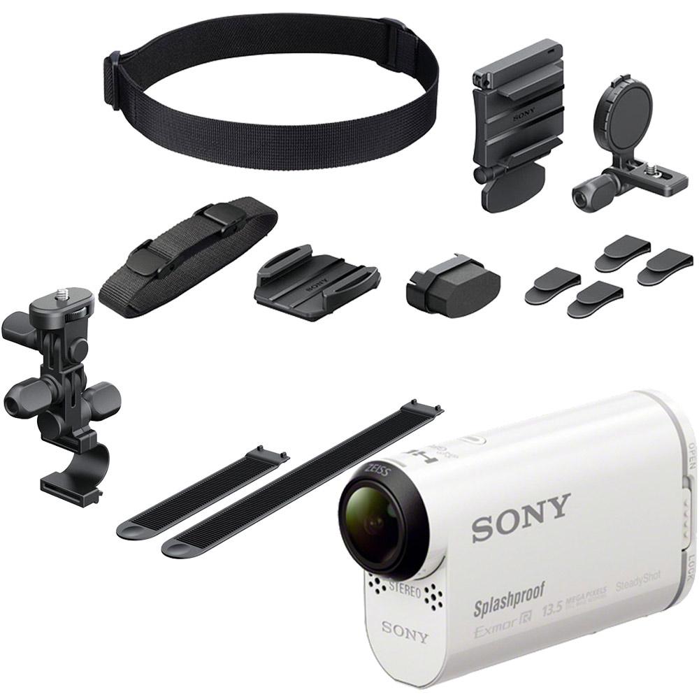 SONY HDR-AS100VB (AS100)運動攝影機 自行車固定組(公司貨)